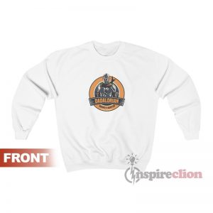 Dadalorian The Bounty Hunter Sweatshirt
