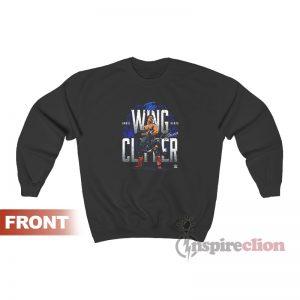 Angel Garza WWE Sweatshirt