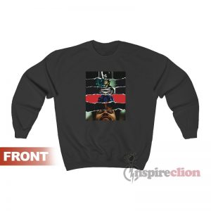 The Weeknd Album Custom Sweatshirt