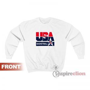 Dream Team USA Basketball Olympic 1992 Sweatshirt