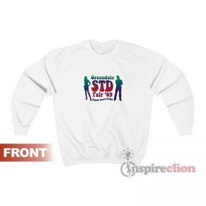Greendale STD Fair Light Sweatshirt