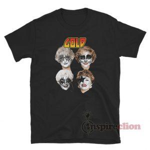 Golden Girls Metal T-Shirt