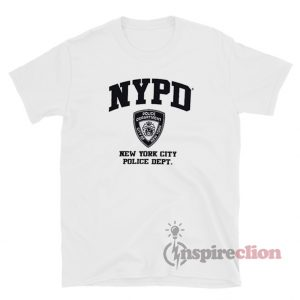New York City Police Department NYPD T-Shirt