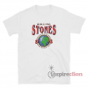 Vintage Rolling Stones Voodoo Lounge World Tour T-Shirt