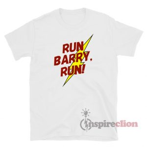 Run Barry Run T-Shirt