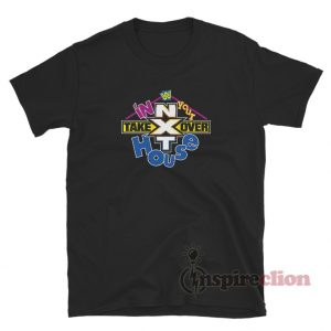 WWE Nxt T-Shirt For Unisex