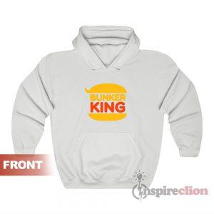 Bunker King Hamburger Hoodie