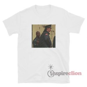 Tupac Shakur Shootout With Police T-Shirt