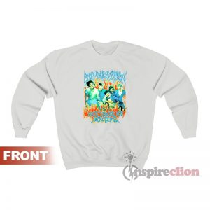 Heavy Metal One Direction Sweatshirt