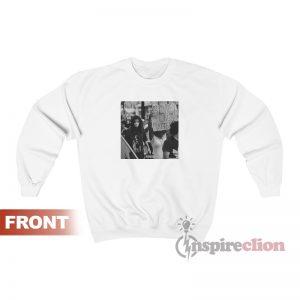 J Cole Black Lives Matter Album Cover Sweatshirt