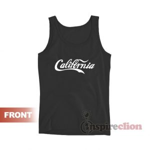 California Cola Tank Top