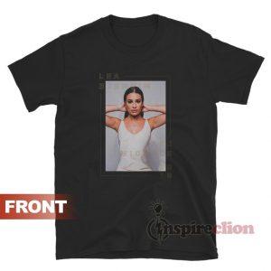 Lea Michele 2018 Fall Tour T-Shirt