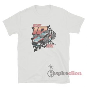 Hit The Pedal Heavy Metal Rock Me Race Car T-Shirt