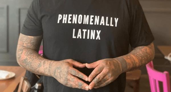 Phenomenally Latinx T-Shirt