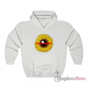 Paramore Sunflower Hoodie