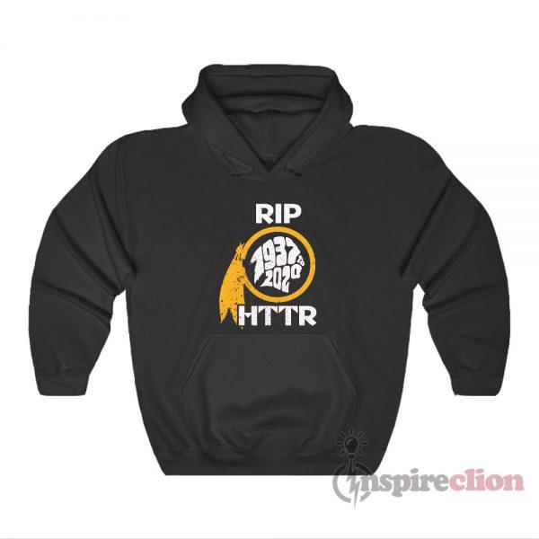 RIP HTTR Bella Heather Hoodie