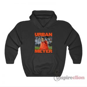 Urban Meyer Hoodie For Unisex