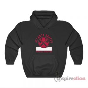 Atlanta Braves Physical Education Hoodie