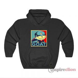 Pablo Sanchez Goat Baseball Hoodie