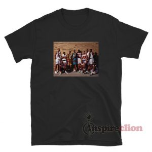 Vintage The 1996 NBA Draft T-Shirt