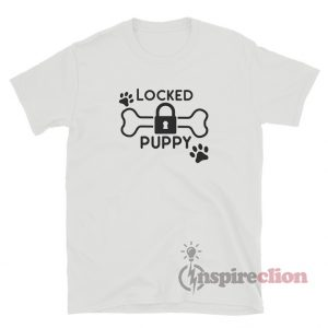 Locked Puppy T-Shirt