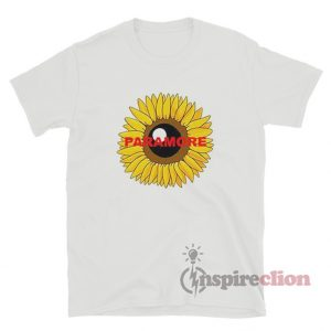 Paramore Sunflower T-Shirt
