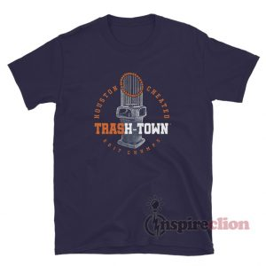 Houston Trash Town Altuve Cheating T-Shirt