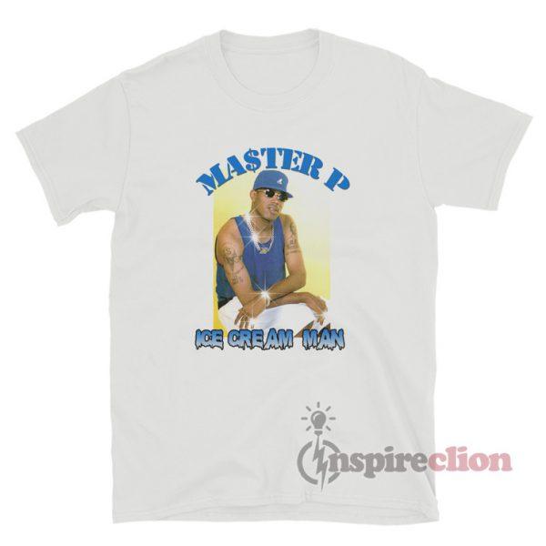 Master P Ice Cream Man T-Shirt