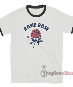 Rosie Rose Ringer T-Shirt