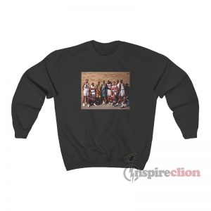 Vintage The 1996 NBA Draft Sweatshirt