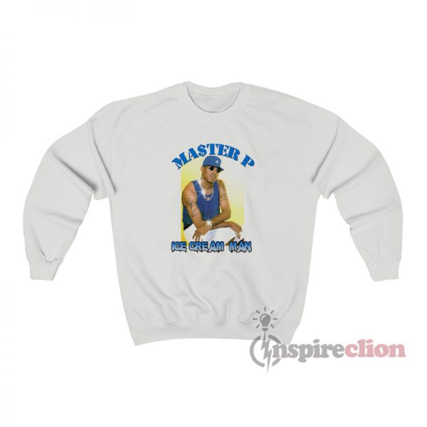 Master P Ice Cream Man Sweatshirt
