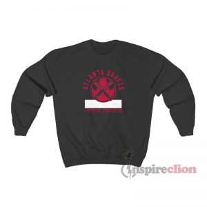 Atlanta Braves Physical Education Sweatshirt