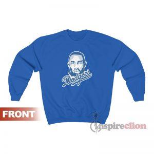 Kobe Bryant X Dodgers Sweatshirt