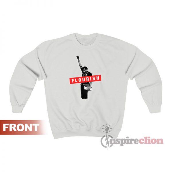 Tommie Smith Flourish Sweatshirt