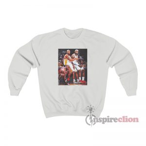Michael Jordan Kobe Bryant Lebron James Sweatshirt