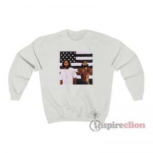 LeBron And AD OutKast Funny Sweatshirt