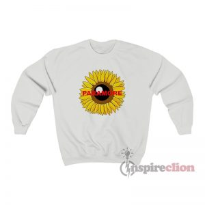 Paramore Sunflower Sweatshirt
