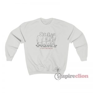 10 Years Of One Direction Sweatshirt