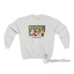 Stranger Things Waiting For Billy Sweatshirt