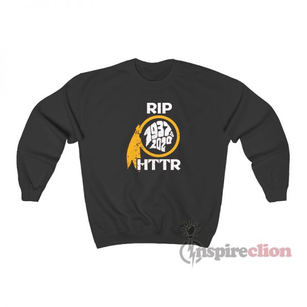 RIP HTTR Bella Heather Sweatshirt