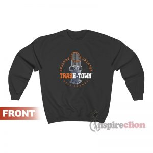 Houston Trash Town Altuve Cheating Sweatshirt