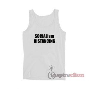 Socialism Distancing Tank Top