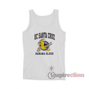 Uc Santa Cruz Banana Slugs Tank Top