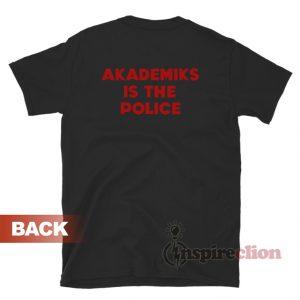 Freddie Gibbs Teletubbies Fuck Akademiks T-Shirt