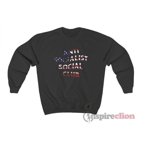 Anti Socialist Social Club Sweatshirt