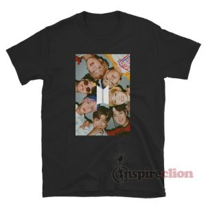 BTS Group Member T-Shirt