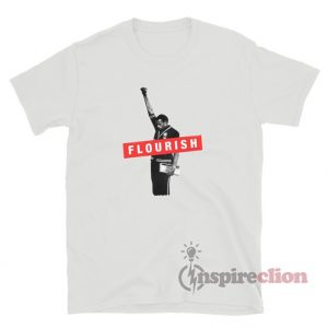 Tommie Smith Flourish T-Shirt