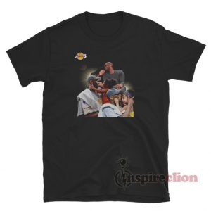 Kobe Bryant And Gigi T-Shirt