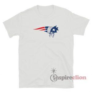 The New England Patriots Logo T-Shirt