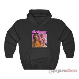Vintage 90s Britney Spears Hoodie